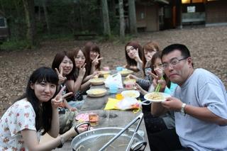 西田先生と学生.JPG